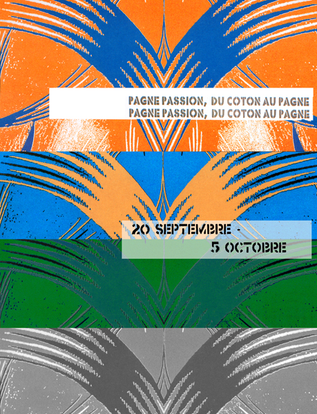 Exposition pagnes